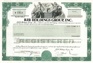 RJR Holdings Group, Inc
