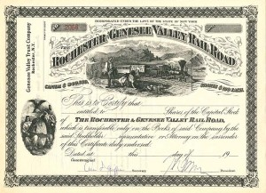 Rochester and Genesee Valley Railroad