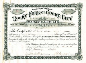 Rocky Fork & Cooke City Railway