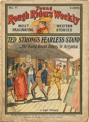 Young Rough Riders Weekly - SOLD