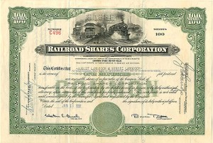 Railroad Shares Corporation