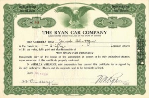 Ryan Car Company