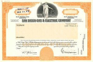 San Diego Gas & Electric Company