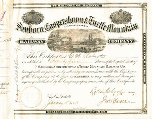 Sanborn, Cooperstown & Turtle Mountain Railway