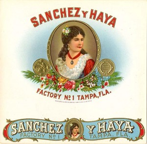 Sanchez Y Haya - SOLD