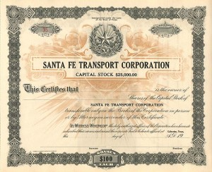 Santa Fe Transport Corporation