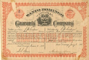 Santo Domingo Guaranty Company
