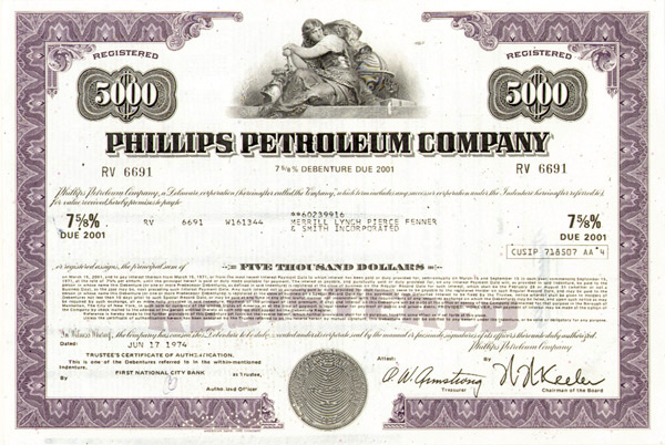 Phillips Petroleum Co