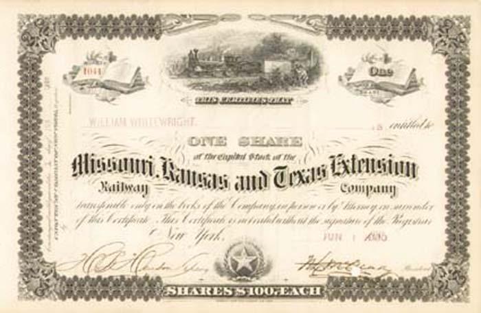 Missouri, Kansas & Texas Extension Railway