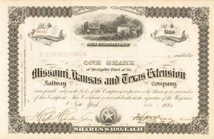 Missouri, Kansas & Texas Extension Railway