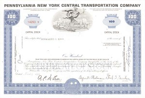 Pennsylvania New York Central Transportation Co.
