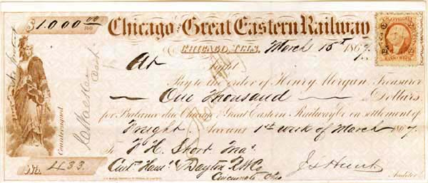 Chicago & Great Eastern Railway