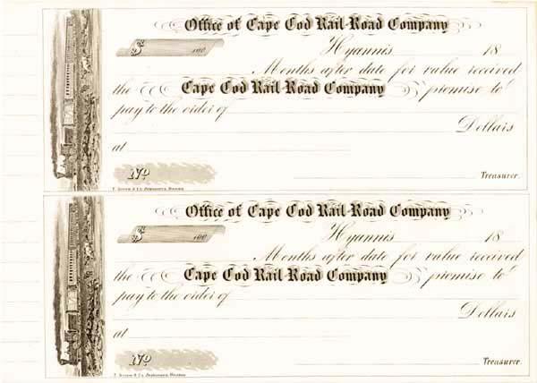 Cape Cod Railroad