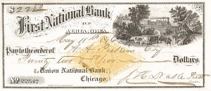 First National Bank of Albia