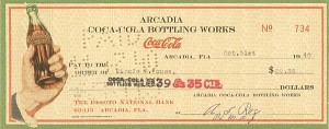 Coca-Cola Bottling Works (Coke)
