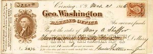 George Washington Banking Office - SOLD