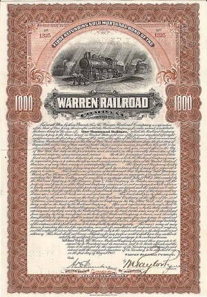 Warren Railroad