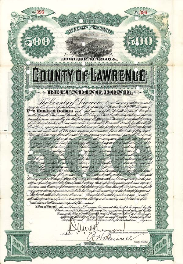 County of Lawrence
