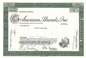 American Brands, Incorporated