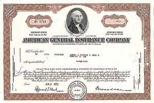American General Insurance Co
