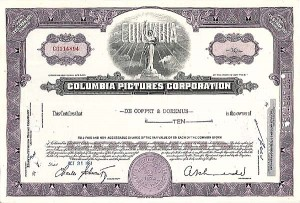 Columbia Pictures Corp