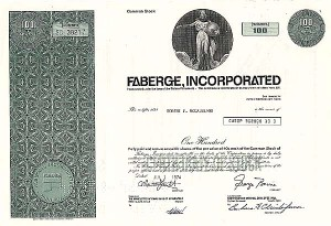 Faberge, Incorporated