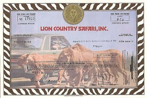 Lion Country Safari, Inc