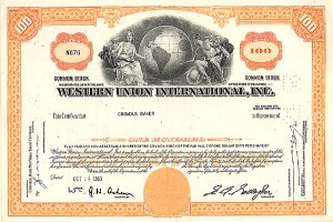 Western Union International, Inc