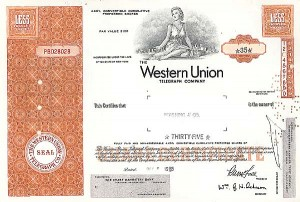 Western Union Telegraph Co