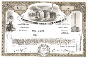 Washington Gas Light Co