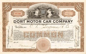 Dort Motor Car Co