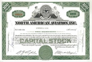 North American Aviation, Inc