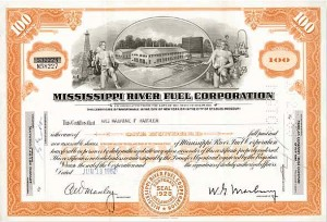 Mississippi River Fuel Corp