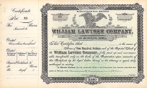 William  Lawther Co