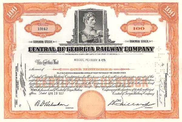 Central of Georgia Railway Company