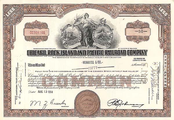 Chicago, Rock Island & Pacific Railway Company