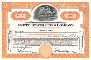 United States Lines Co