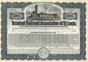 Terminal Railroad  Association  of St Louis