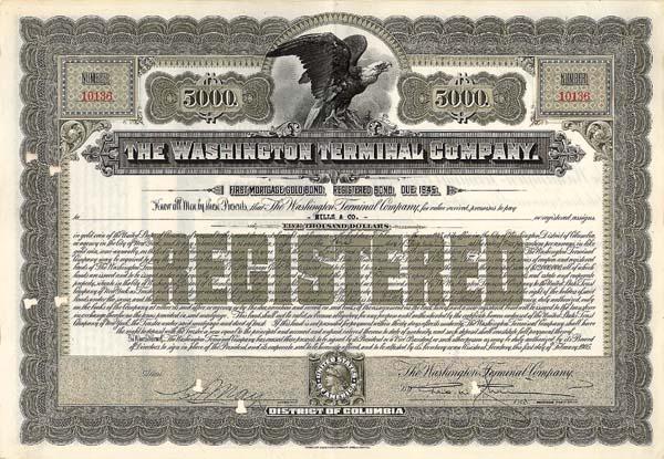 Washington Terminal - Bond