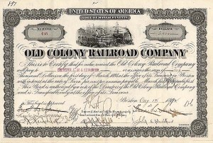 Old Colony Railroad