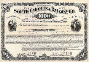 South Carolina Railway