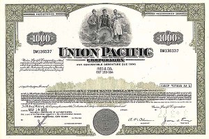 Union Pacific - Bond