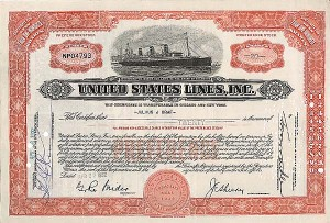 United States Lines, Inc