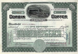 Corbin Copper