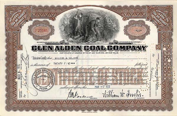 Glen Alden Coal