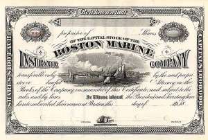 Boston Marine Insurance Co