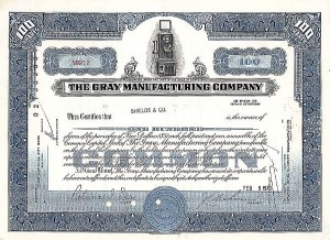 Gray Manufacturing Co