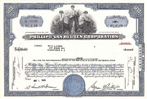 Phillips-Van Heusen Corp