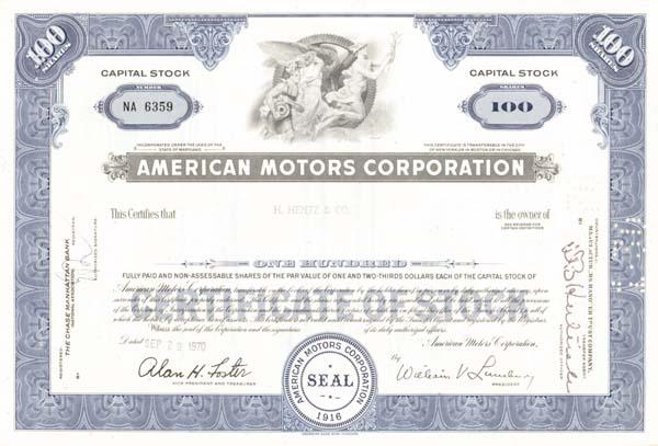 American Motors Corp