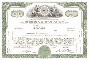 Fwd Corp (Four Wheel Drive Corp)
